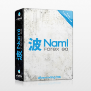 Nami Forex EA a trend following trading system for EUR/USD