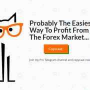 Probably The Easiest Way To Profit From Forex… Copycaat!