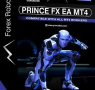 Best Forex Robot with MetaTrader4 – Prince Fx Ea