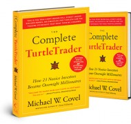 The Complete Turtle Trader by Michael W. Covel