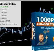 Powerful Forex Robot – 1000pip Climber
