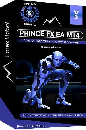 Best Forex Robot with MetaTrader4 – Prince Fx Ea